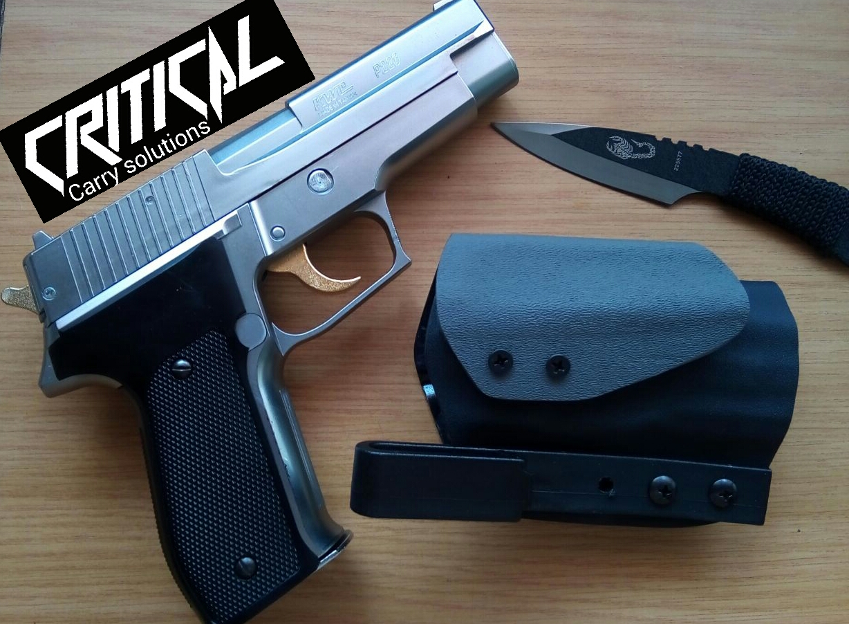 Custom kydex Multi threat responce tuc holster | Junk Mail