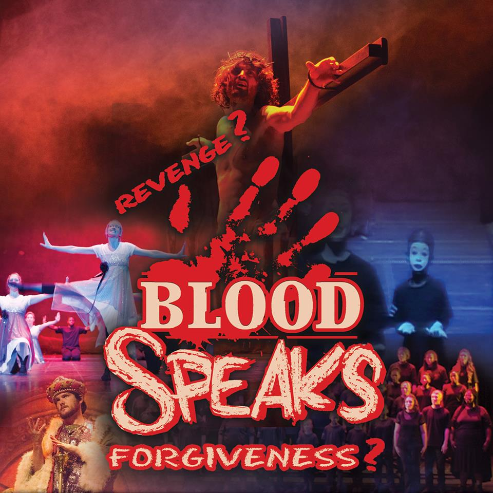 BLOOD SPEAKS PRODUCTION about FORGIVENESS in Bloemfontein