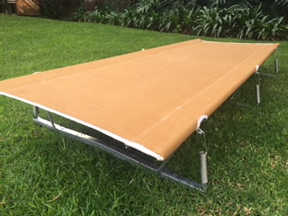Camping Bed single