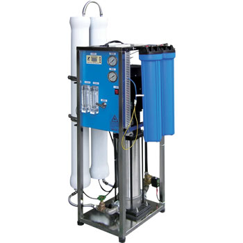Industrial Farm Plot Waste and Water Filtration Systems Reverse Osmosis Mainline