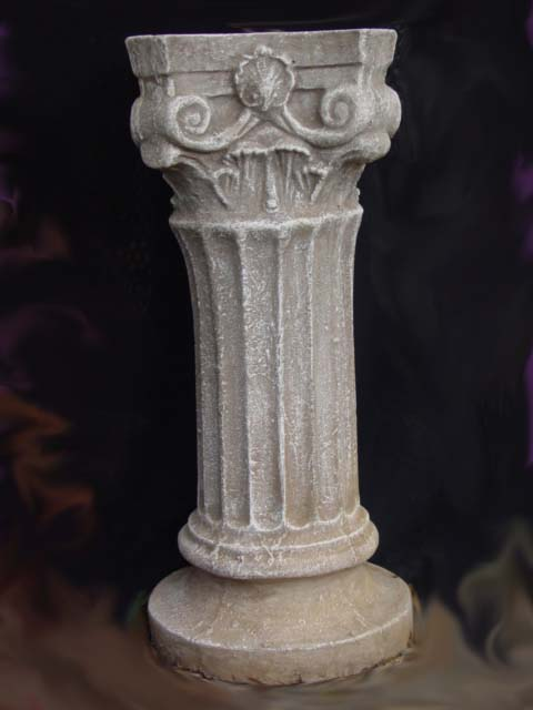 1PE023 Ornate Sever Base Pillar