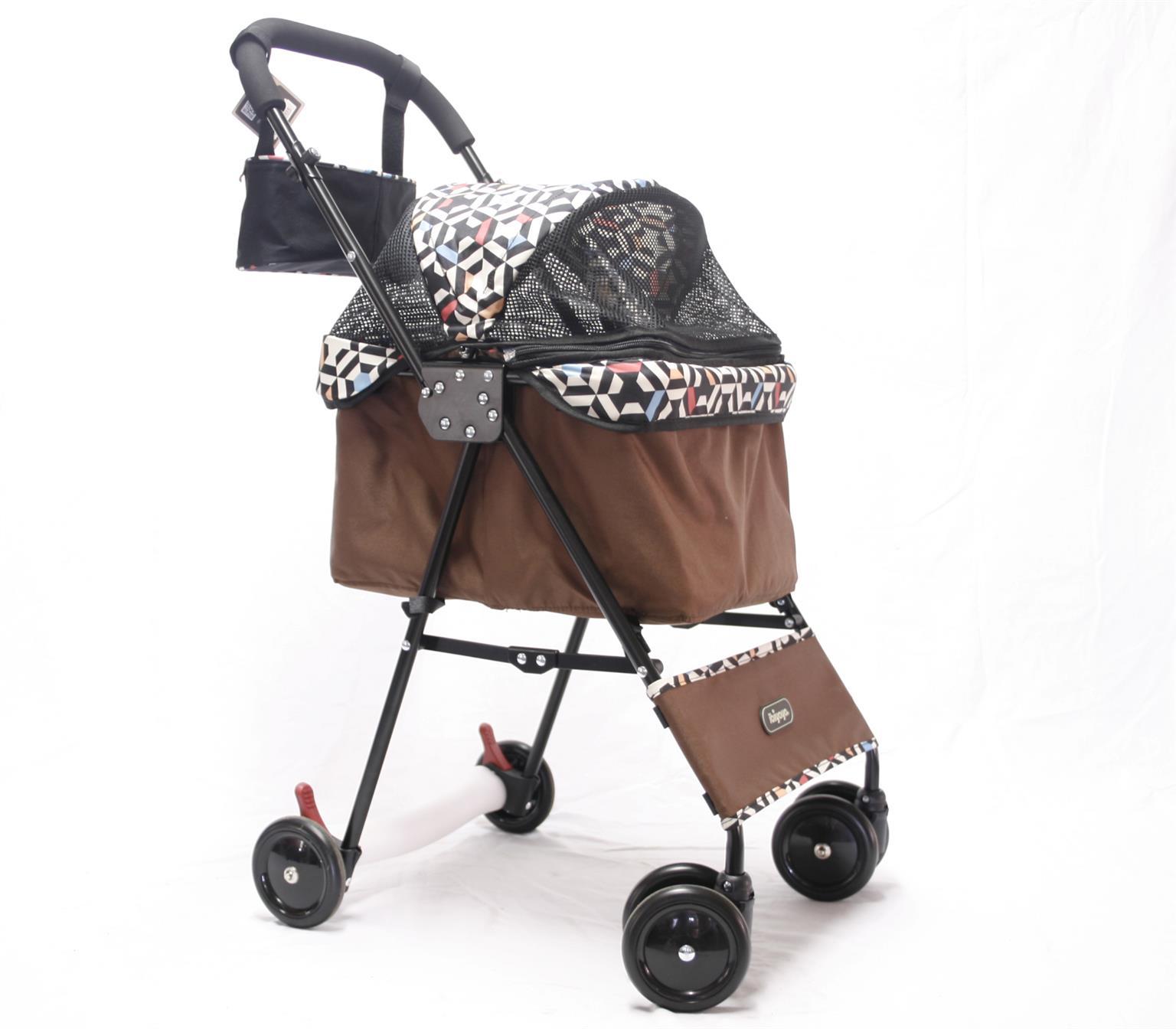Dog Stroller Mini Buggy Honeycomb – 4 wheeler