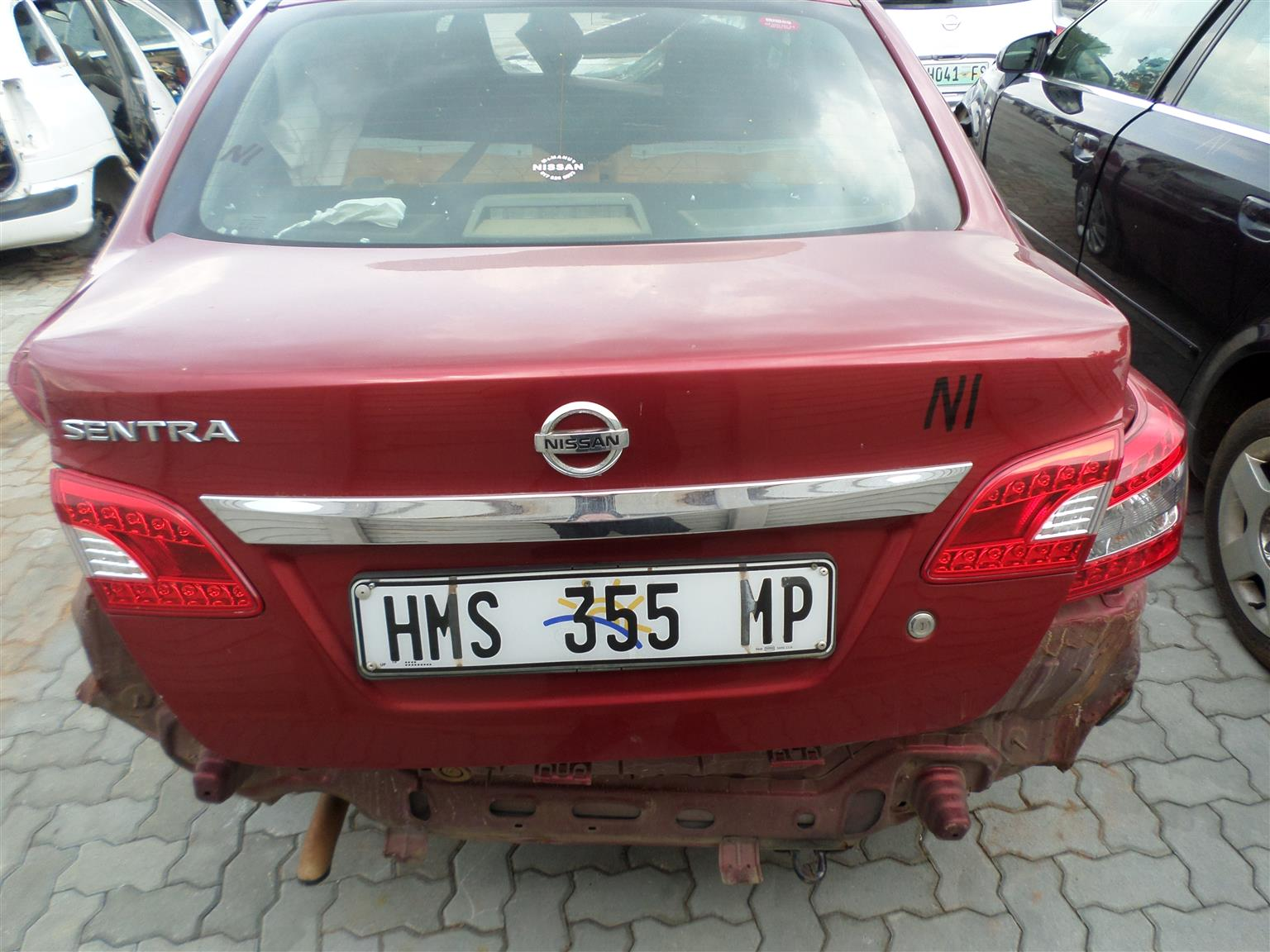 Nissan sentra 1.6 Acenta 2013 stripping for all parts
