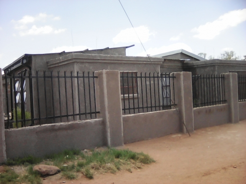 Incomplete house for sale