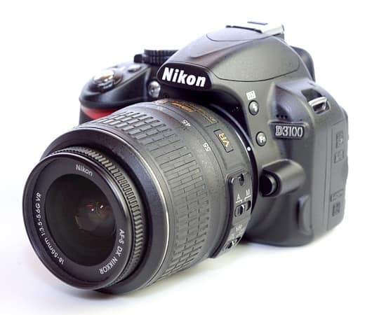 Nikon D3100 In good condition, working perfectly
