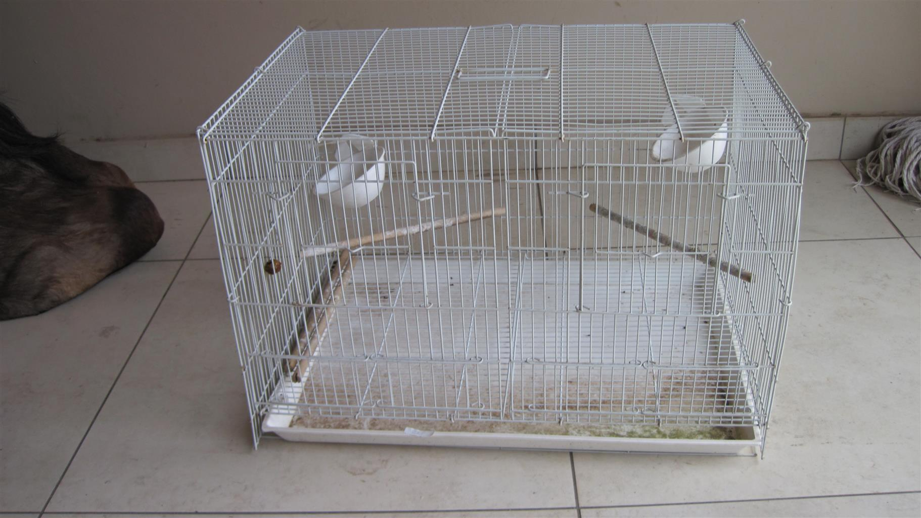 bird cage / avairy