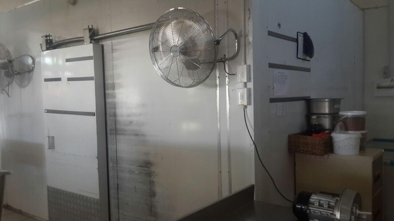 Cold Room 4m x 3.8m