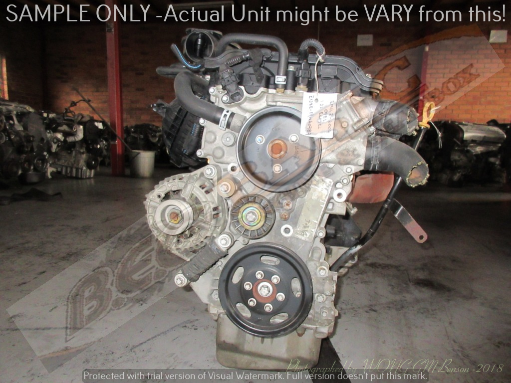 OPEL CORSA -Z12XE 1.2L ECOTEC 16V Engine
