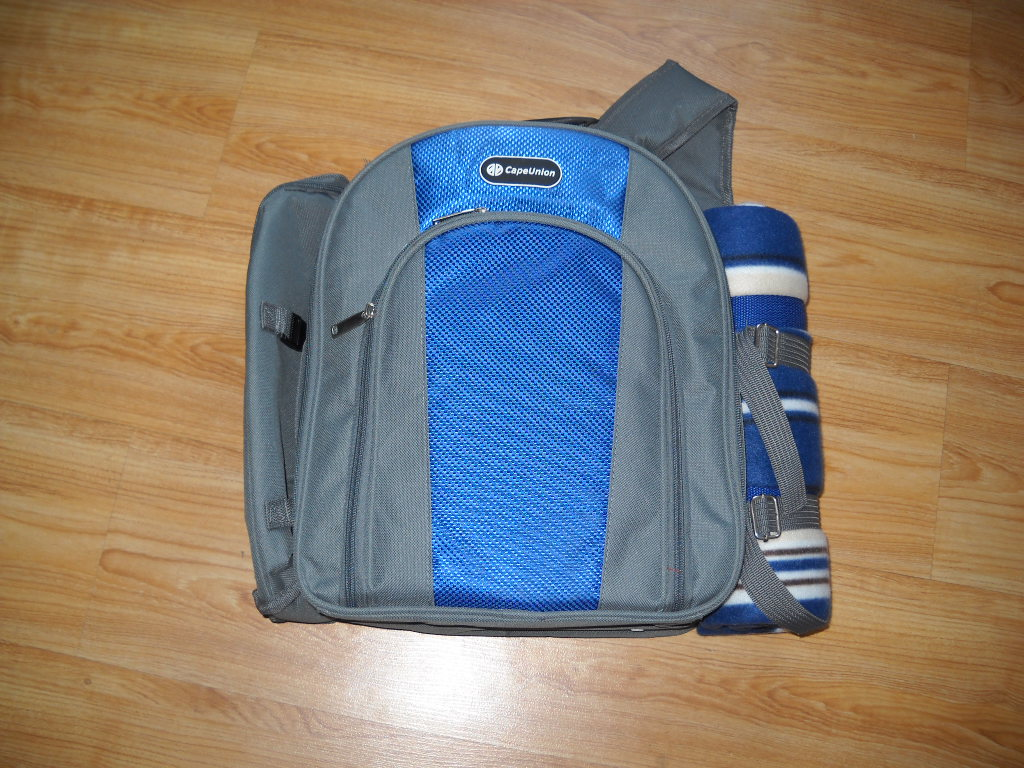 Cape Union Picnic Backpack for 4