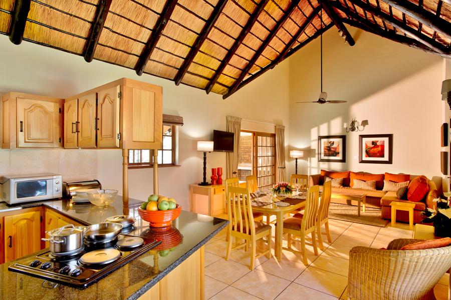 Kruger Park Lodge - 6 Sleeper - 7 nights