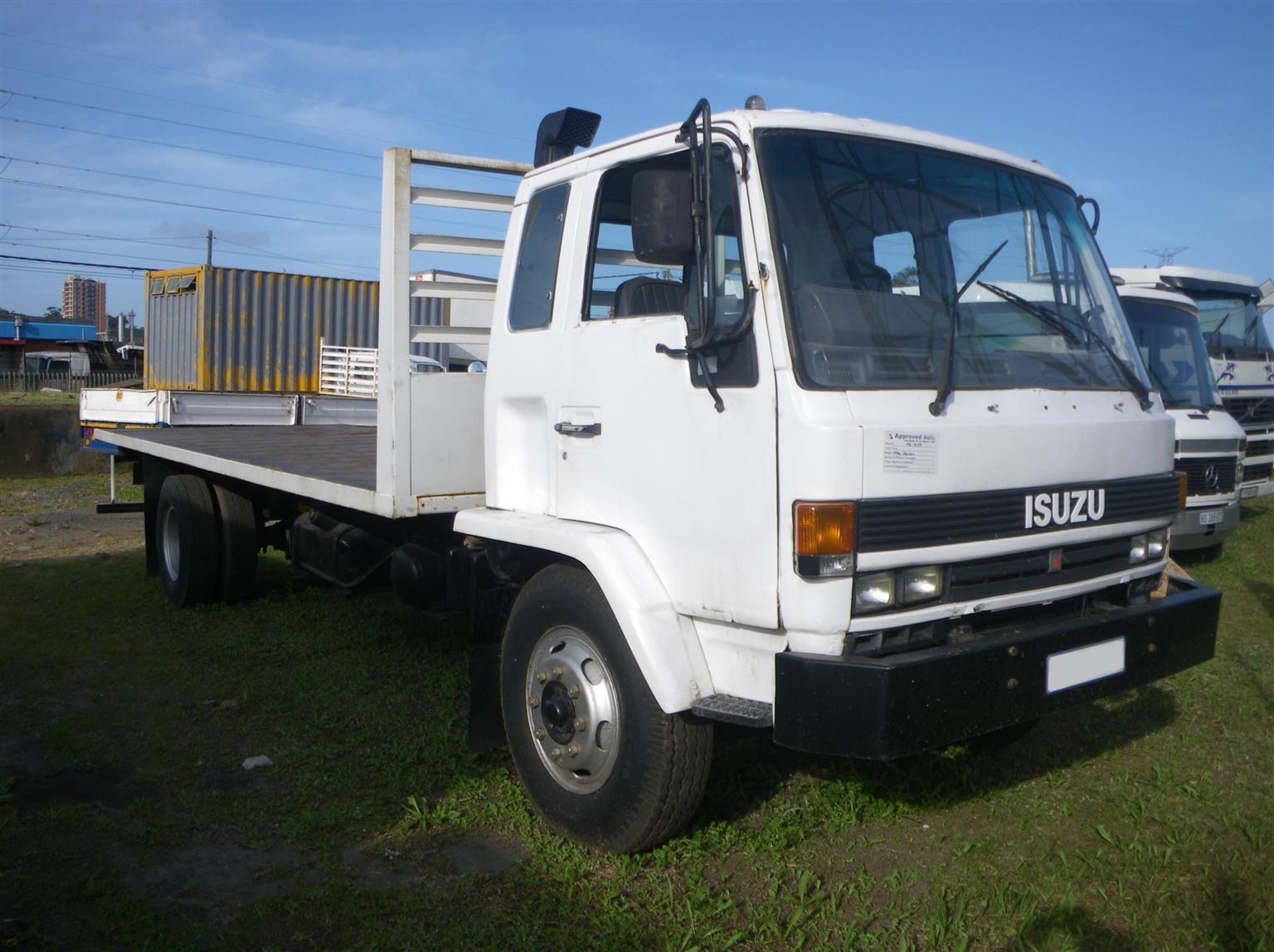 7ton Isuzu flatdeck truck for Sale - AA1859