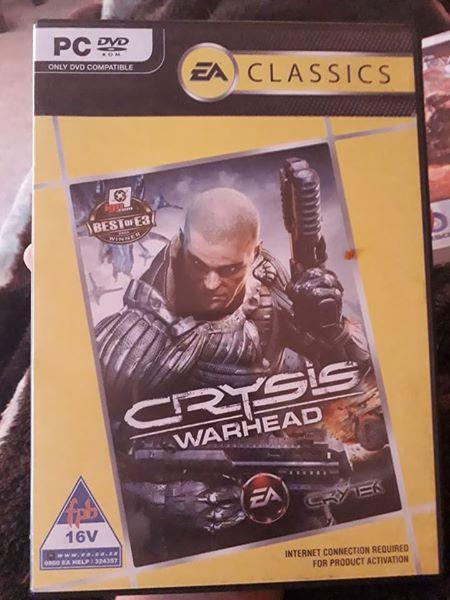 Crysis warhead game