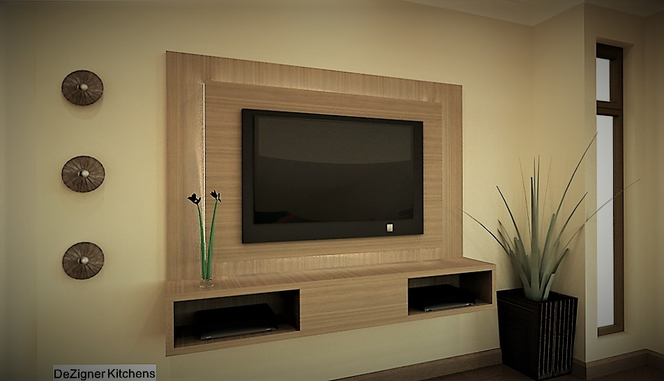 Wall Unit plasma TV unit