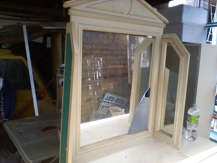 Folding mirror for sale