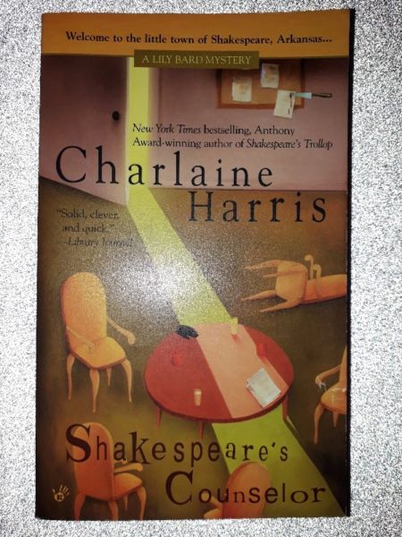 Shakespeare's Counselor - Charlaine Harris - Lily Bard Mystery Series #5.