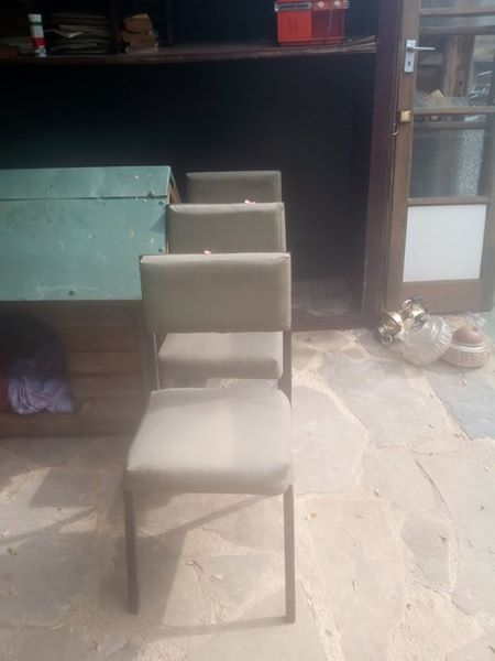 Gray chairs for sale