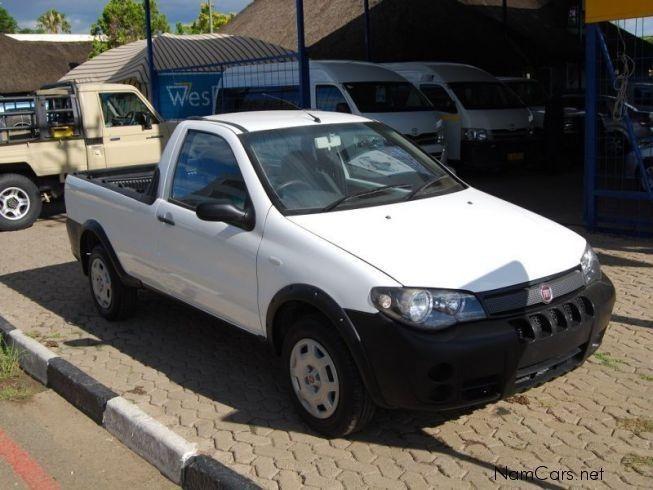 2011 Fiat Strada