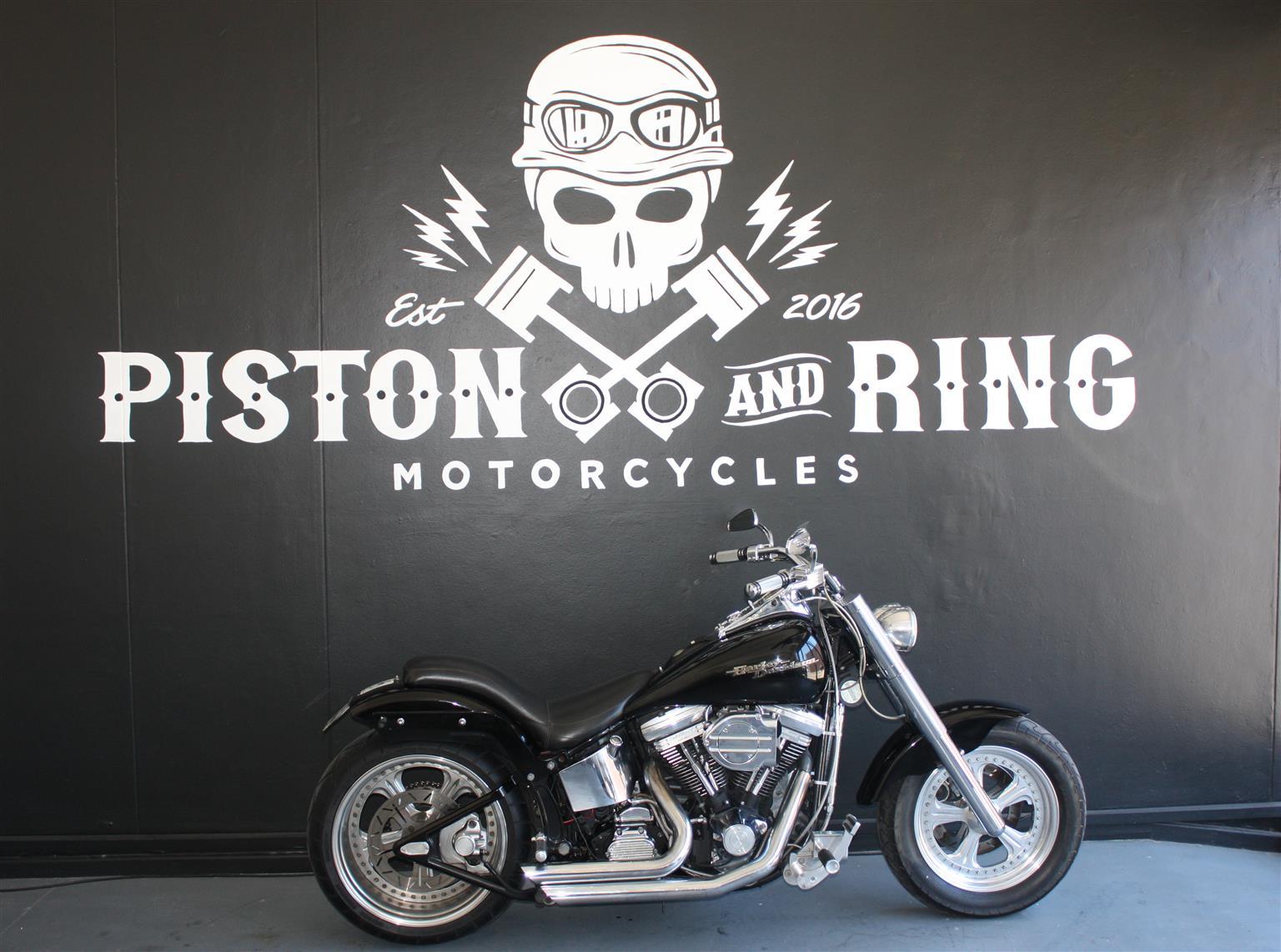 1992 Harley Davidson 996