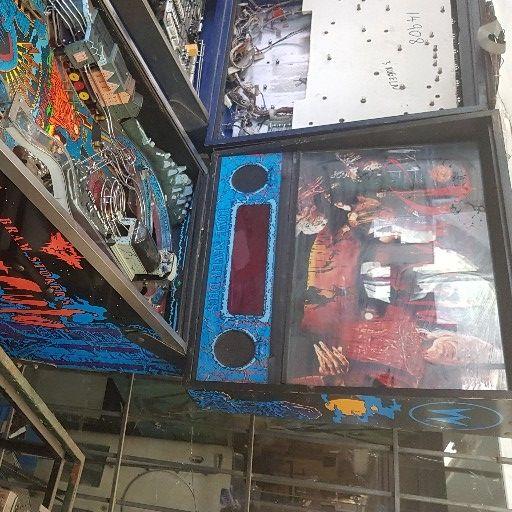 pinball machines wanted