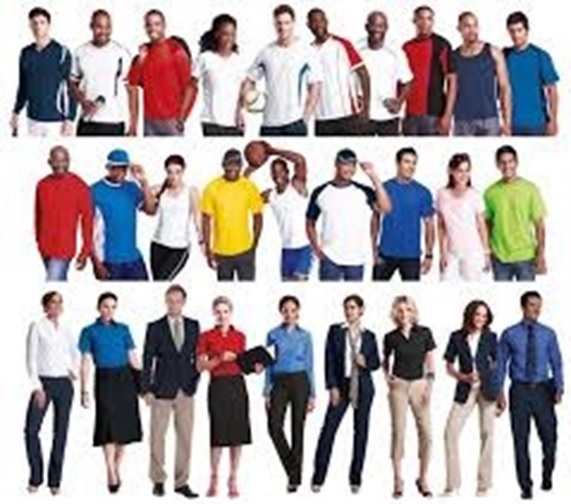 Corporate clothing, workwear and uniforms