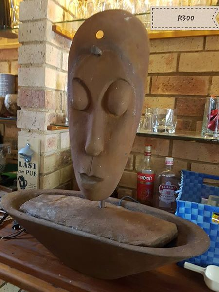 Pottery mask for sale