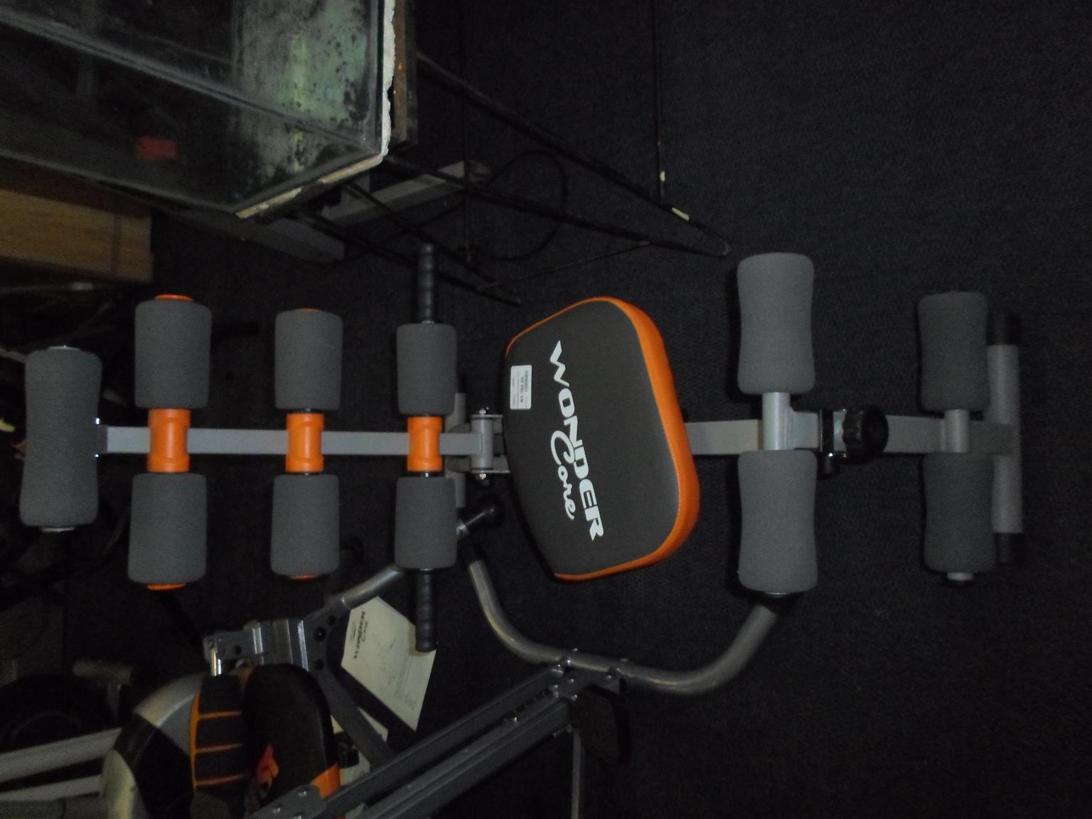 Wondercore Gym Equipment