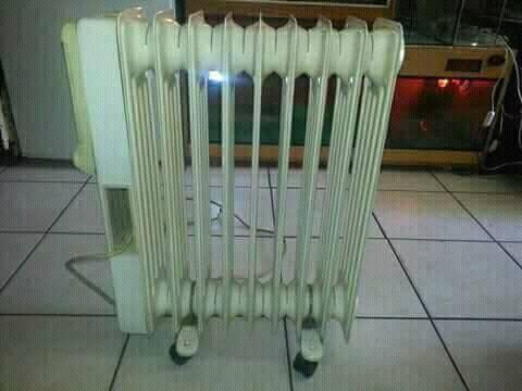 Goldair 9 fin oil heater