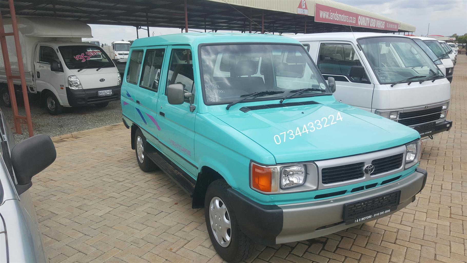 1993 Toyota Venture