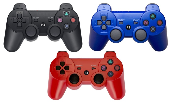 bluetooth ps3 controller