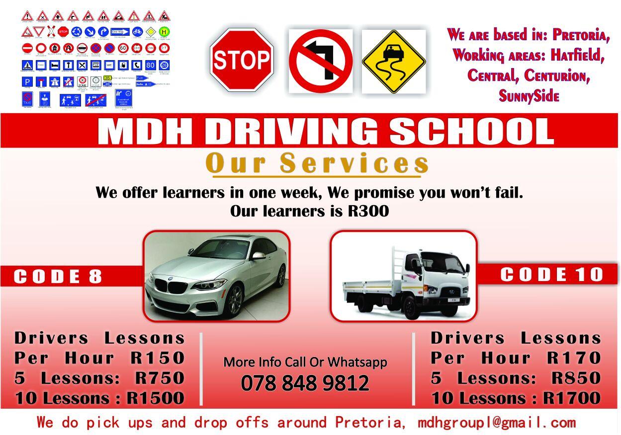 MDH DRIVING SCHOOL