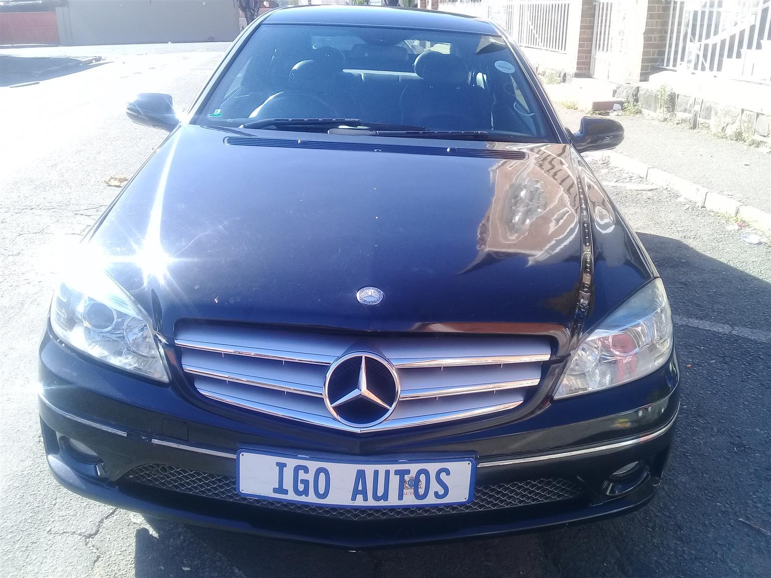 2009 Mercedes Benz CLC 350