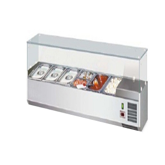 1800 Counter Top-Pizza Ingredient Chillers-excl inserts-VRX1800