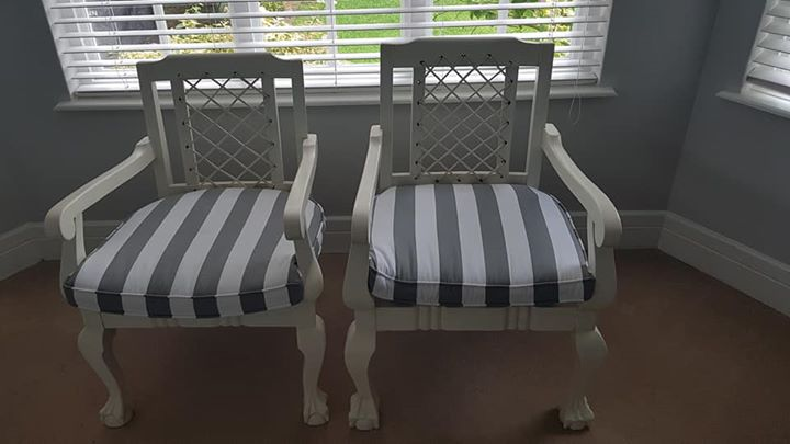 2 Petit Coricraft chairs