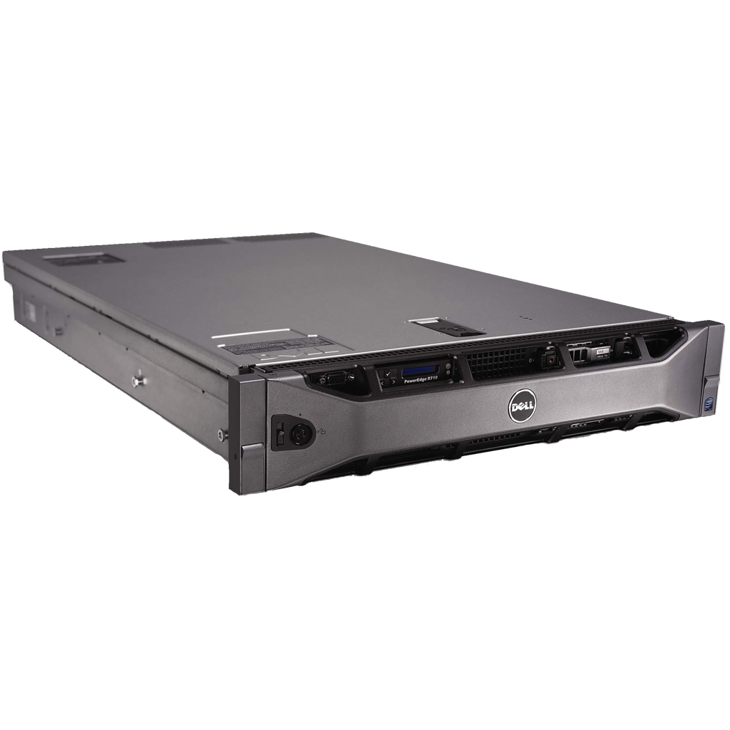 Dell PowerEdge R710 Xeon Hexa Core Server