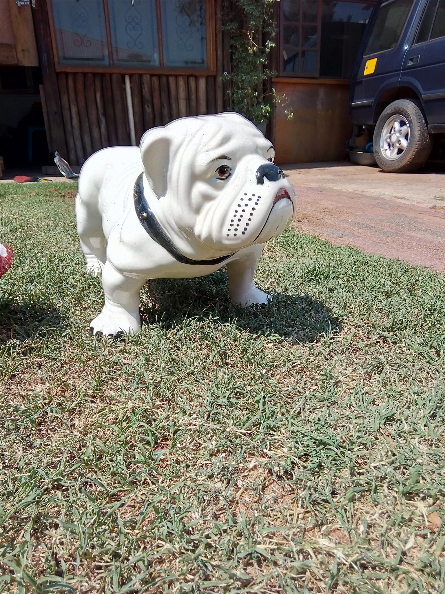 Bull Dog Ornament