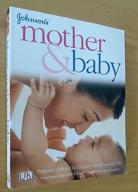 Johnson's Mother & Baby. Pregnancy Birth