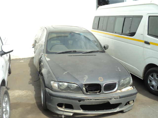 bmw 323 stripping
