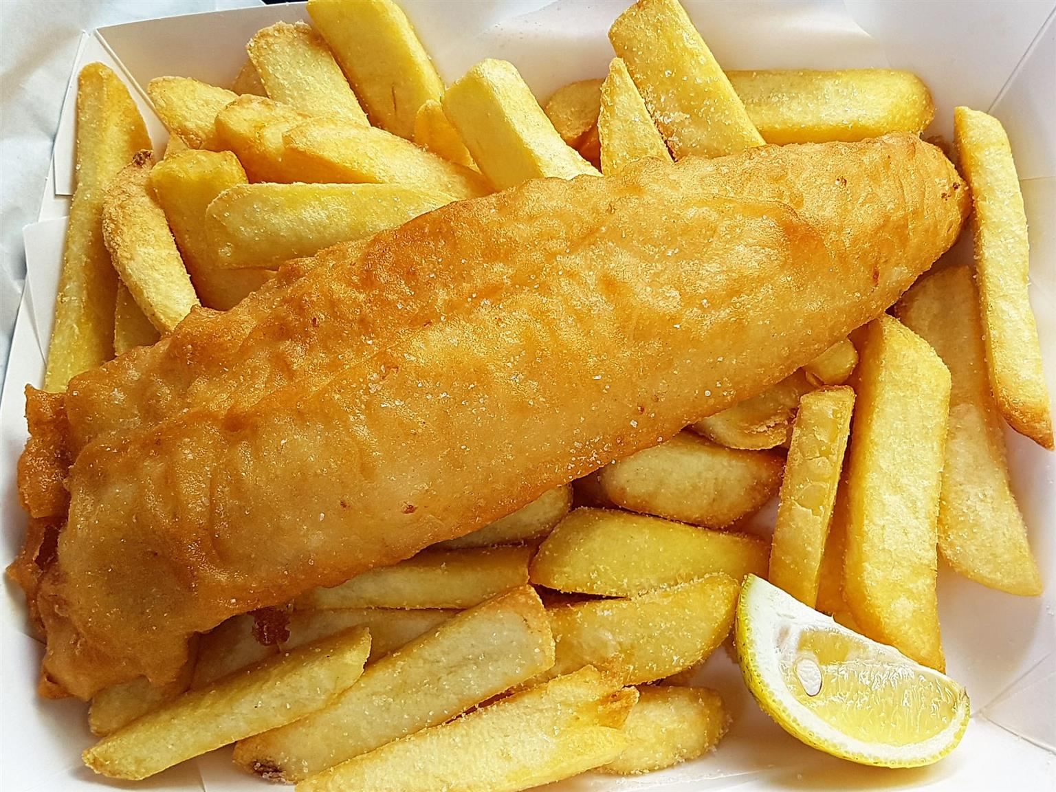 Fish & chips shop (Springs)