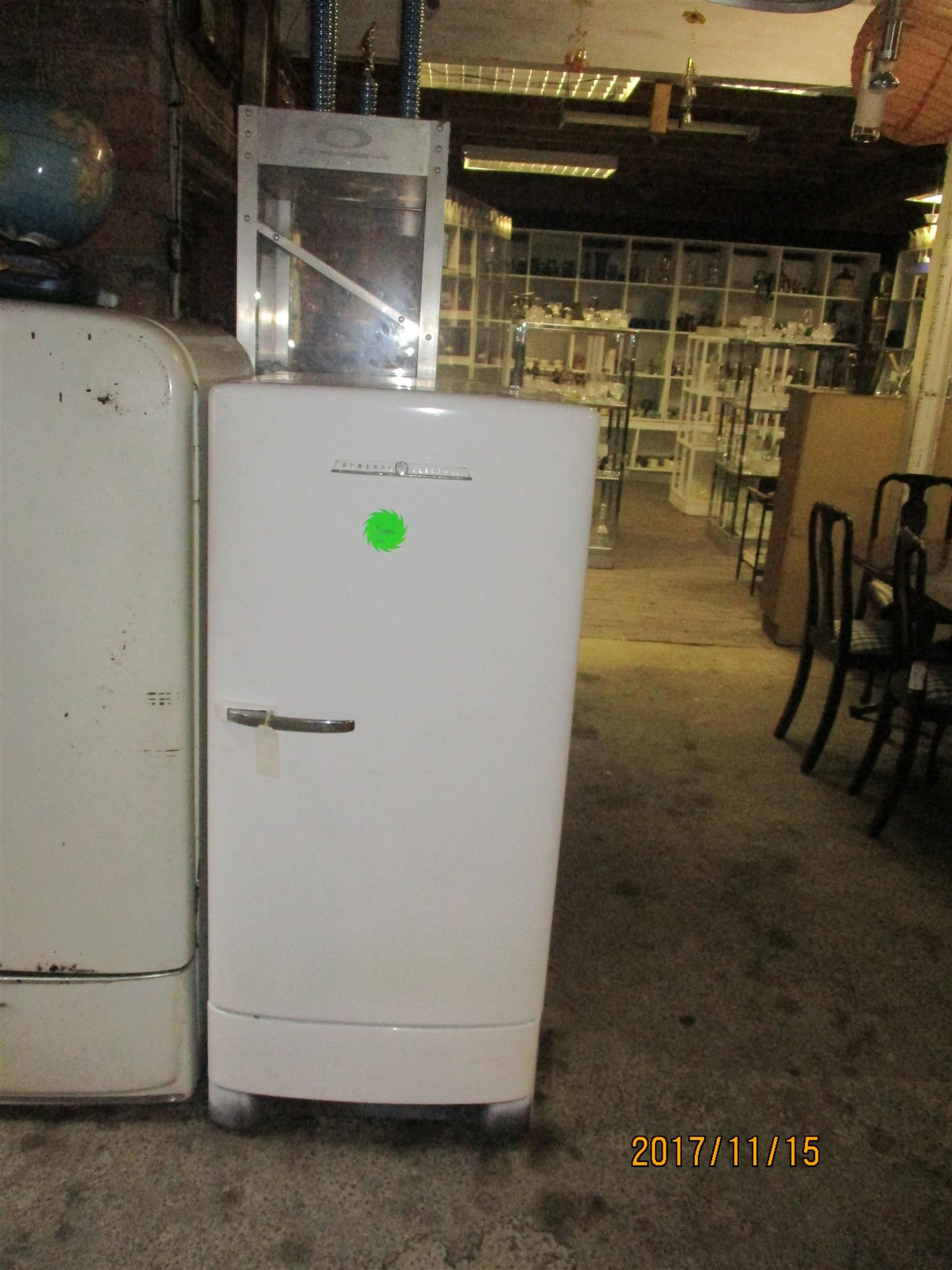 collectable general electric fridge for sale