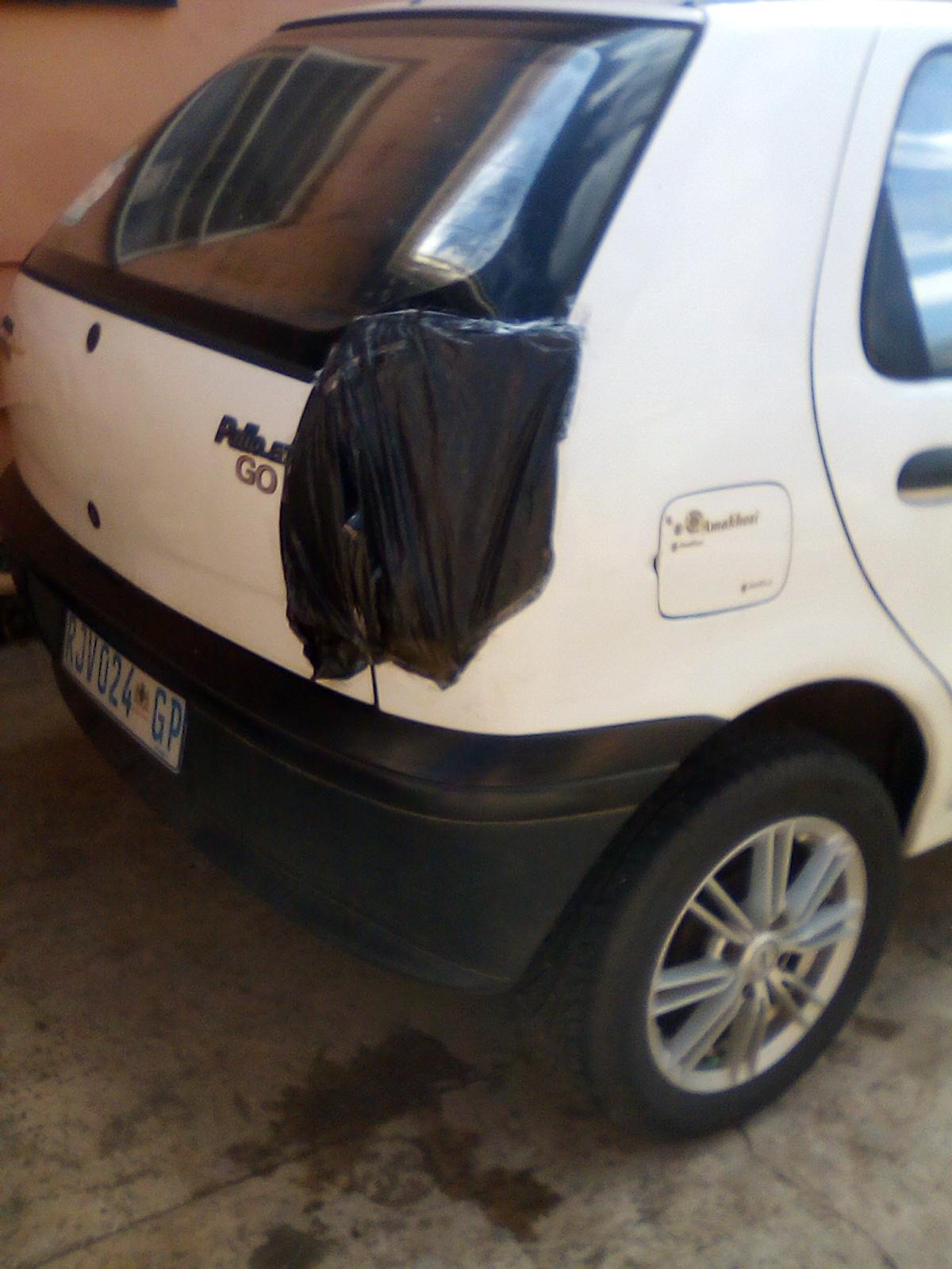 2002 Fiat Palio 1.2 EL 5 door