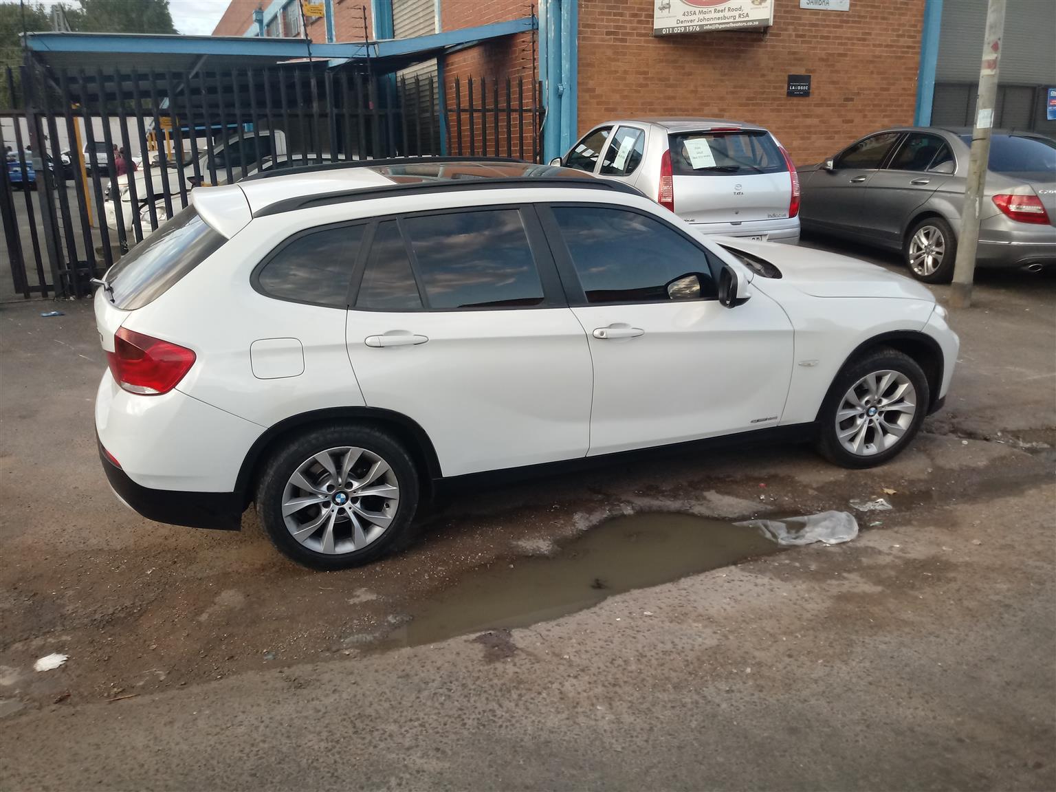 BMW X Junk Mail - 2012 bmw x1