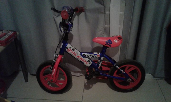 Boy's 12 inch Bicycle