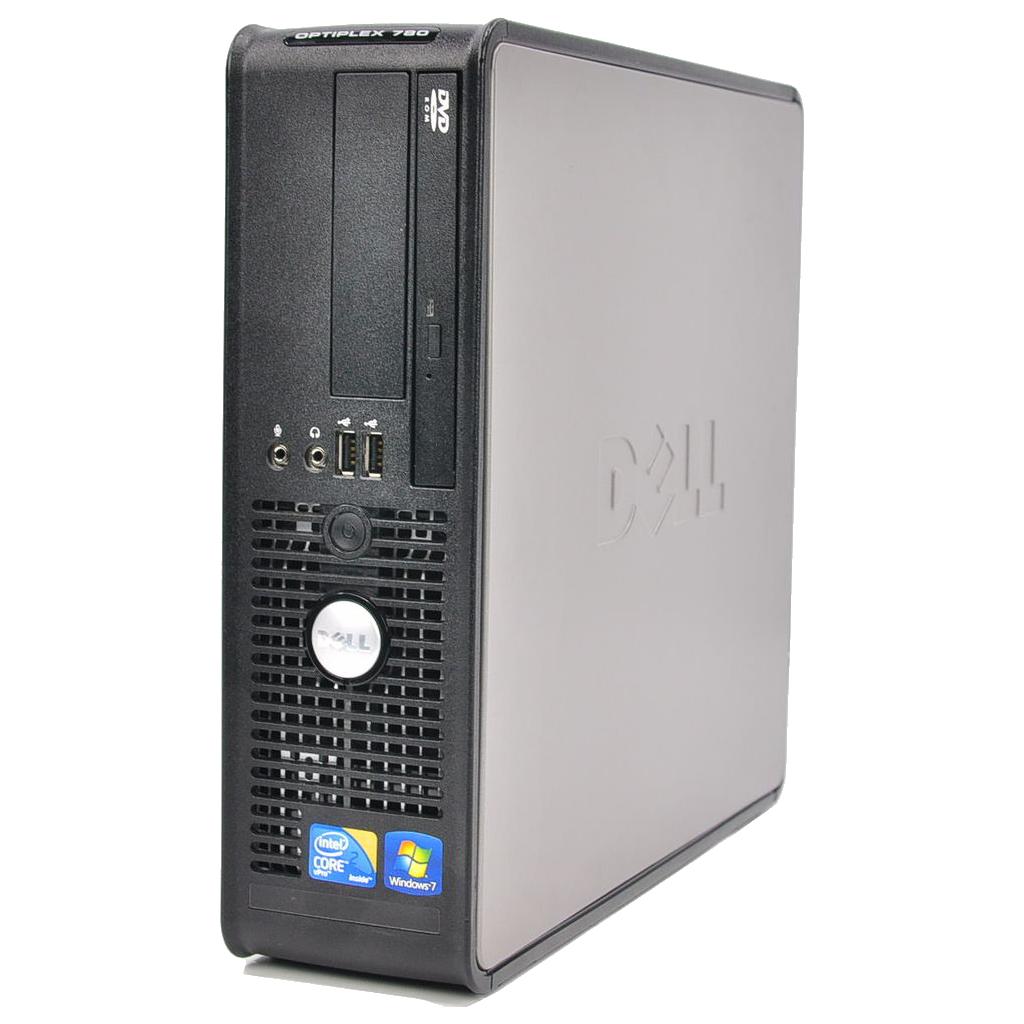 Dell OptiPlex GX780 Intel Core 2 Duo SFF