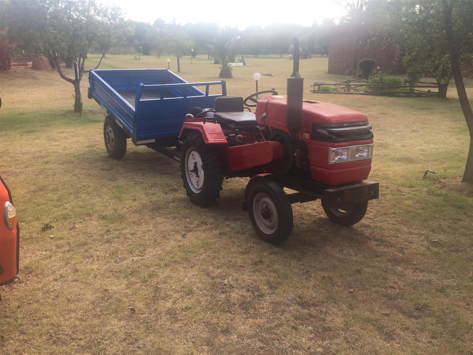 Garden tractor   Junk Mail