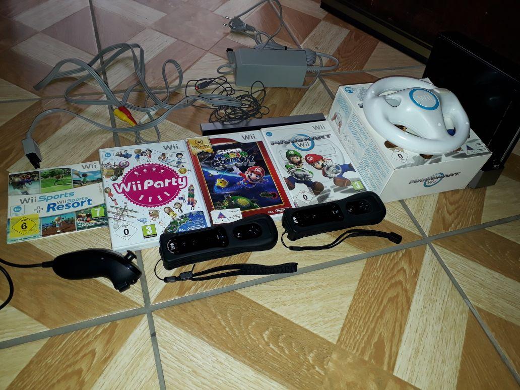 Wii te koop