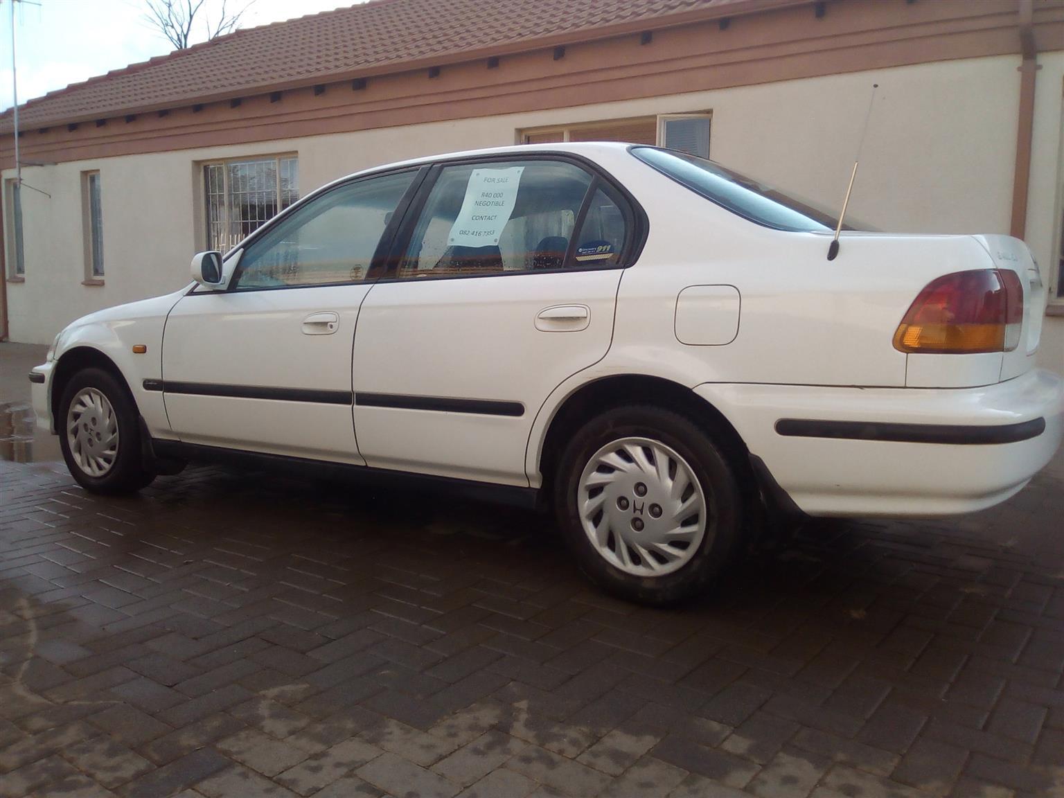 1997 Honda Ballade