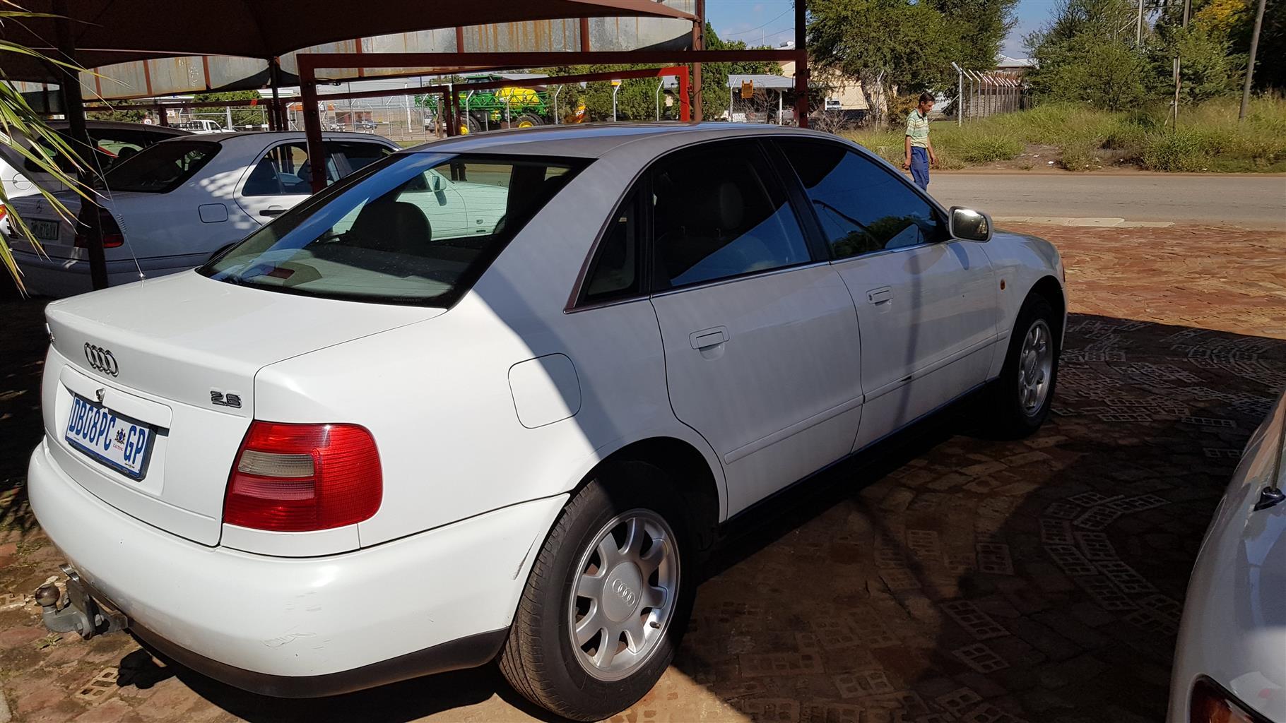 Audi A Junk Mail - 1998 audi a4