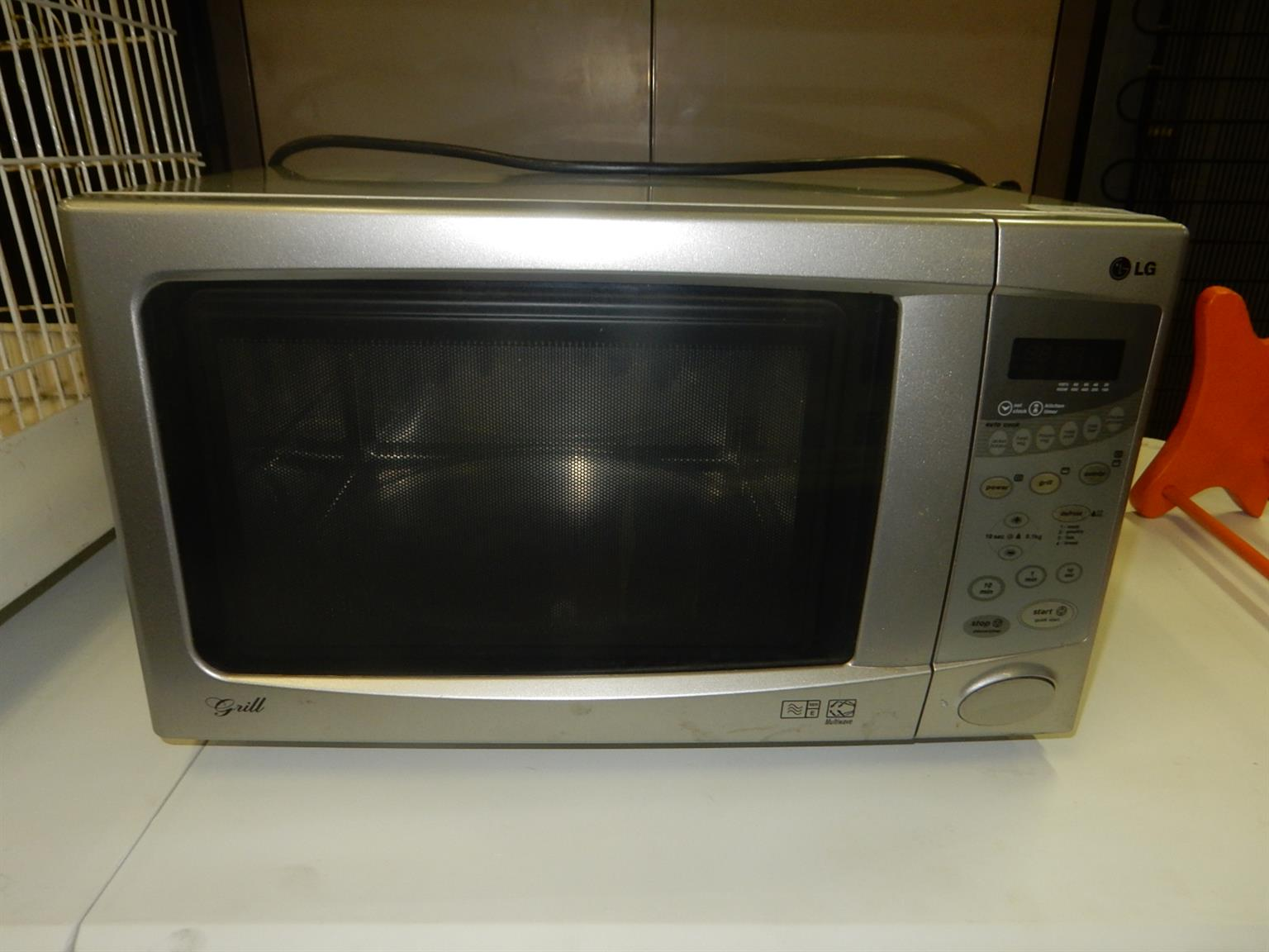 LG Grill Microwave