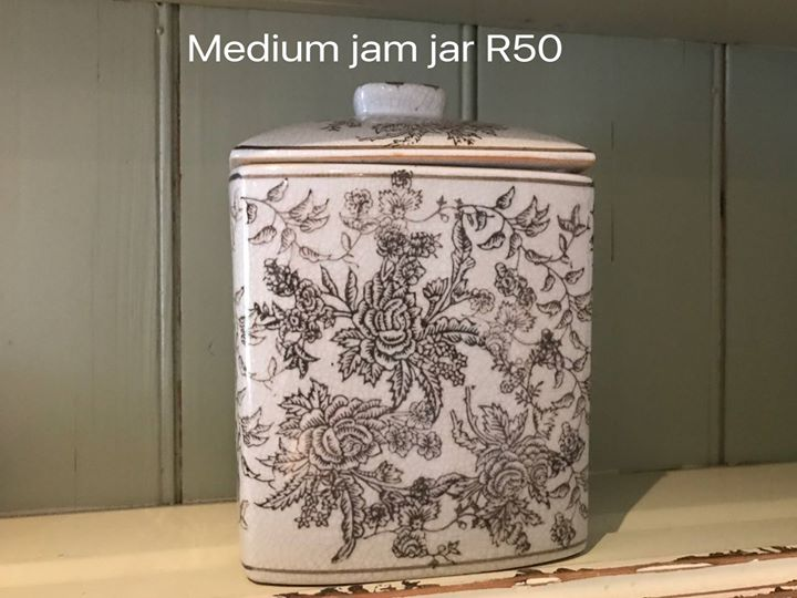Medium jam jar for sale