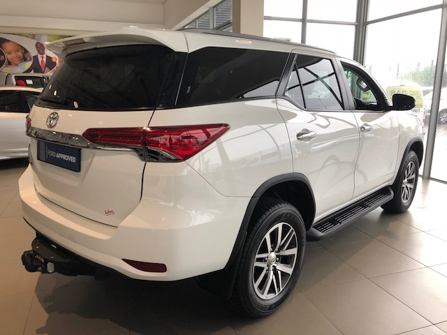 2016 Toyota Fortuner 2.8GD 6 auto